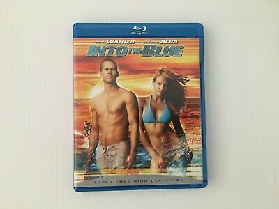 Into the Blue [Blu-ray+ DVD] (Bilingual Edition)