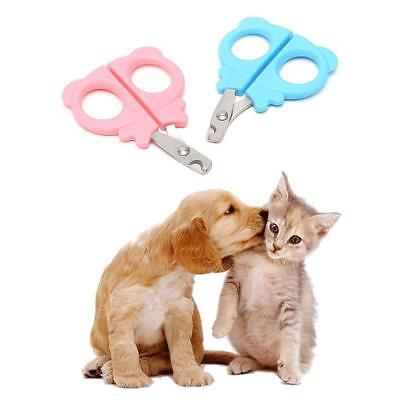 Pet Heavy Duty Nail Clipper Cutter Trimmer Cat Dog Rabbit Toe Claw Paw Care