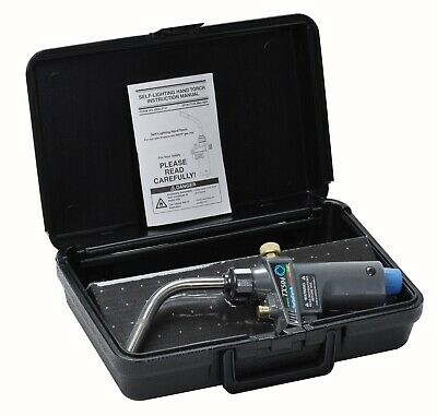 TurboTorch 0386-1294 TX504 Torch w/ Case
