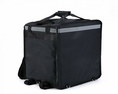 Large Insulated Frontloader Backpack Delivery Bag for Takeaway Food Deliveries.
