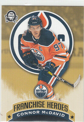 OPC O-Pee-Chee 2018-19 Canadian Tire - Franchise Heroes Complete Set (G1-20)
