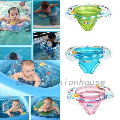 Baby Inflatable Float Swimming Ring Trainer Safety Aid Pool Toy for 0.6-3YRS
