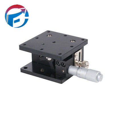 Z Axis Trimming Platform Manual Linear Stage Bearing Tuning Sliding Table 40mm