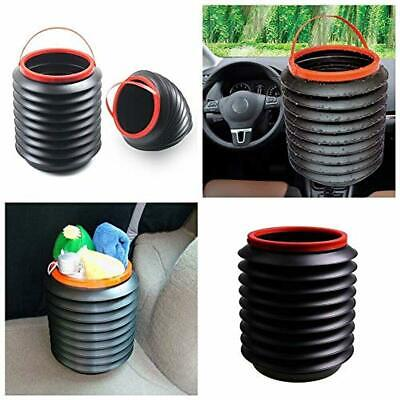 Car Trash Barrel Multi-function Retractable Collapsible Environmental recycling