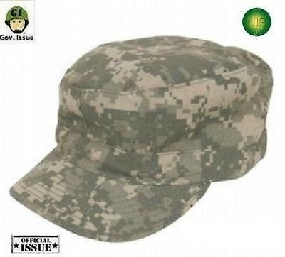 US ARMY UCP ACU AT Digital Patrol Cap Mütze Feldmütze L / Large