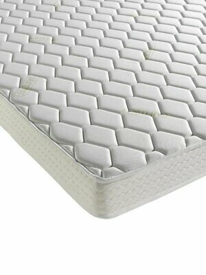 Dormeo Aloe Vera Memory Foam Mattress, 4FT 6 Double - Medium-firm