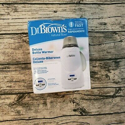 Dr. Brown's Deluxe Baby Bottle Warmer - Open Box
