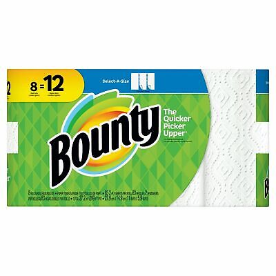 *super Sale* Bounty Giant Paper Towels Choose 24-16-8 Rolls = Free Shipping