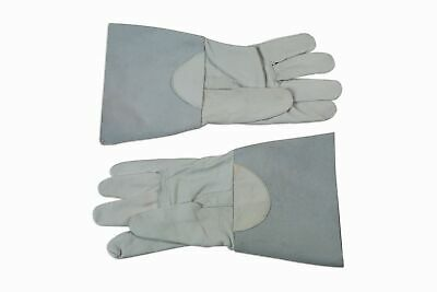 Leather Overgloves M(9) Laser Tools 6619