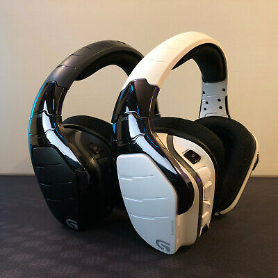 LOGITECH G933 ARTEMIS Spectrum RGB 7 1 Surround Sound Wireless