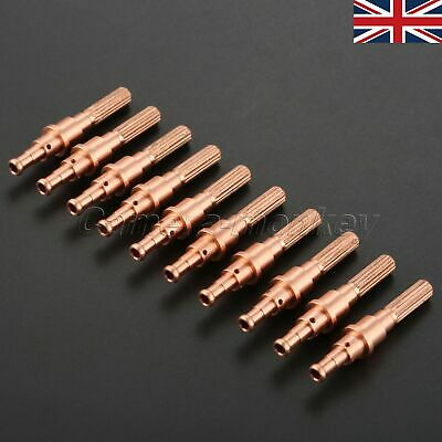 UK 10X Electrode for Thermal Dynamics SL60 SL100 Plasma Cutter Consumable 9-8215