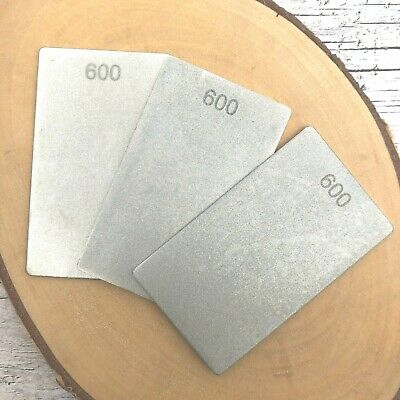 1 X Diamond Sharpening Stone, Trend Carvers DWS/CS/FF 1000/600 Factory Second