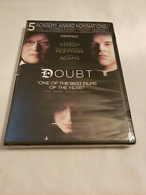 Doubt (DVD, 2009) NEW