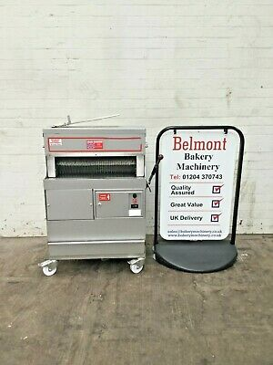 Dowson 10/14mm Dual Thickness Bread Slicer BAKERY EQUIPMENT BS20