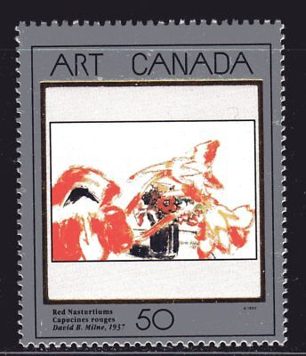 1992 Canada SC# 1419 Masterpieces of Canadian Art-5 Lot 986a M-NH