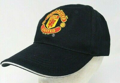 Manchester United Football Club DHL Cap Hat Official Merchandise New