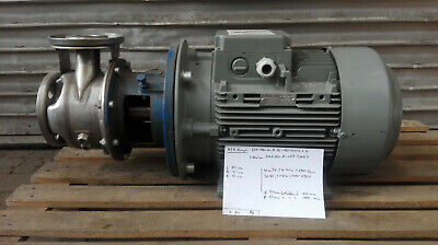 Etachrom B50-160/1102 C2 / Ksb Blockpumpe / Very Good Condition