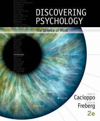 Discovering Psychology : The Science of Mind by Laura Freberg and John...
