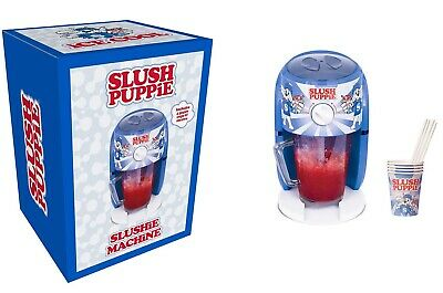 Slush Puppie Machine Easily Make Your Own Slushies,Iced Coffees & Frozencocktail