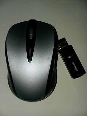 e726717bbfa Microsoft Wireless Notebook Laser Mouse 7000 With Receiver Mac/Win USB