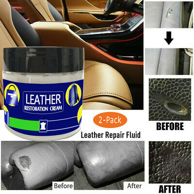 Leather Repair Filler Compound For Leather Restoration Cracks Burns And Holes