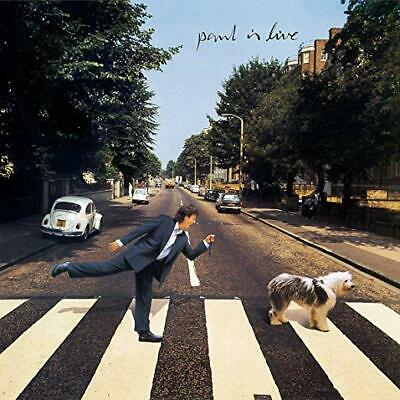 Paul Mccartney Cd - Paul Is Live (2019) - New Unopened - Capitol