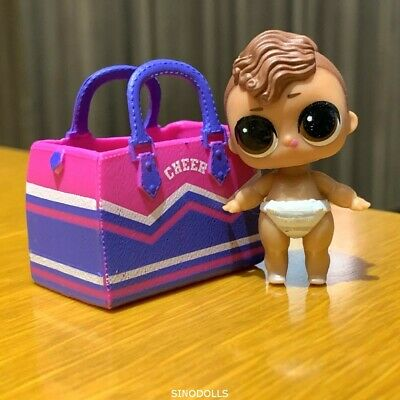Lol Surprise Doll Series 5 - Lils Lil Bro Cheer Lil Sisters original toy