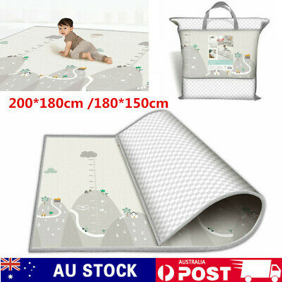 Non-Slip Baby Carpet Game Play Mat Foam Puzzle Pad Crawling Baby Blanket Mat