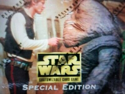 Star Wars CCG Special Edition BASIC SINGLES [A-L] Select Choose Card SWCCG