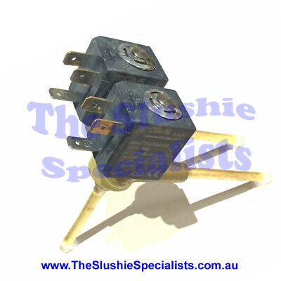 Solenoid Valve Complete - Twin CEME 5934 / The Slushie Specialists