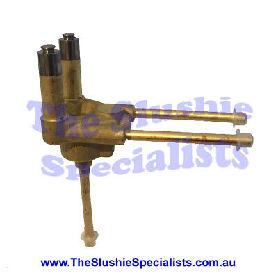 Solenoid Valve Housing - Twin / The Slushie Specialists