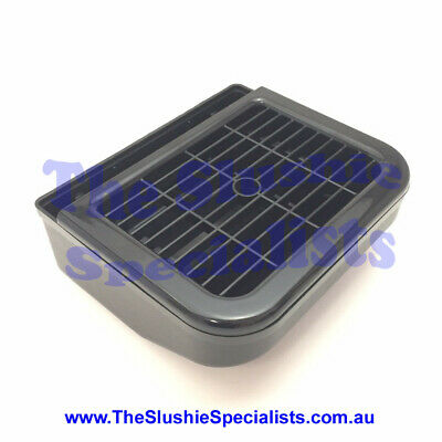 Sumstar Drip Tray Black Complete / The Slushie Specialists