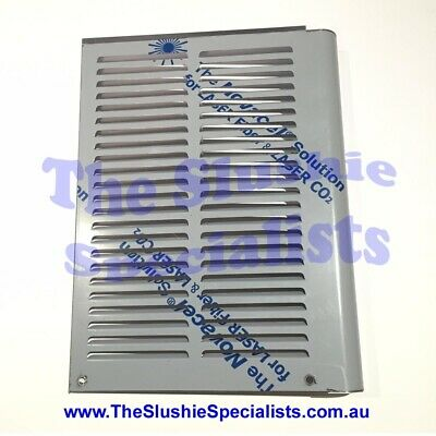 GBG Panel Grill Control Side Right SS / The Slushie Specialists