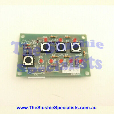 Sumstar Control Panel / The Slushie Specialists