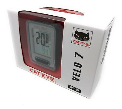 CATEYE CC-VL820 Velo 9 Cycle Computer Speedometer Black 24179 JAPAN IMPORT