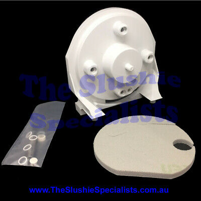 BRAS Evaporator Support Kit White Complete / The Slushie Specialists