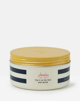 Joules Body Butter 300ml ONE in NAVY CREAM STRIPE in One Size