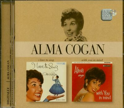 Alma Cogan - I Love To Sing - With You In Mind (CD) - Pop Vocal