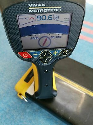 Vivax Metrotech Pipe Locator VLocPro2 With Transmitter VX204-1 VX205-2