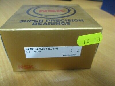 NSK NN3010K/SP Double Row Cylindrical Roller Bearing Super Precision