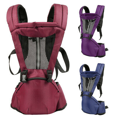 Baby carrier with hip seat all seasons ergonomic baby Adjustable waist stool