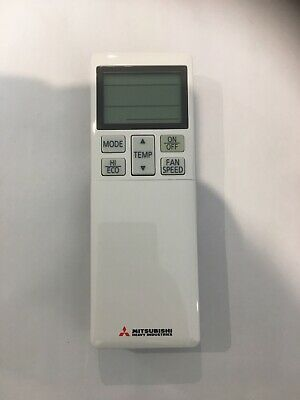 GENUINE Mitsubishi Air Conditioner Remote Control RLA502A700S ORIGINAL NEW