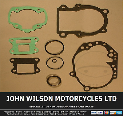 Peugeot TKR 50 WRC 307 2005 Full Engine Gasket Set & Seal Rebuild Kit