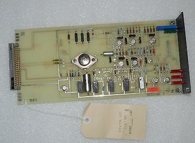 Foxboro N0301An N-2Ax+Int-L Module Pc Board Pcb New