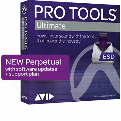 AVID Pro Tools Ultimate - Dauerlizenz - DL