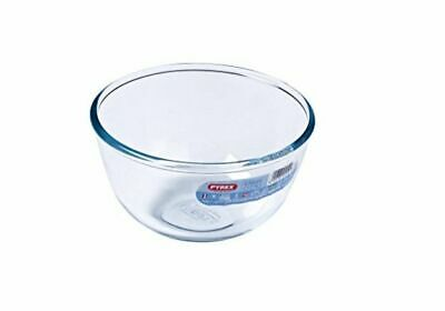 Pyrex Glass Bowl Kitchen Accessory 1 Litre (Pack of 2)