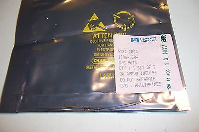 HP5082-2804 Matched pair of HP5082-2800  RF Shottky Diodes  Qty. 1 pair NOS