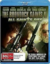 The Boondock Saints 2;All Saints Day Blu Ray-Like New Billy Connolly Free Post