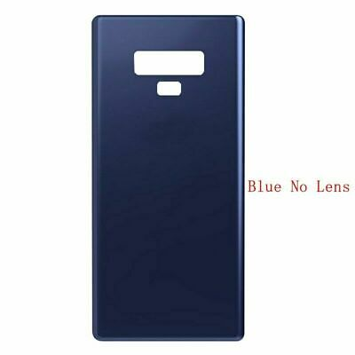 Samsung Galaxy Note 9 Back Glass Cover Battery Rear Door Blue Replacement N960