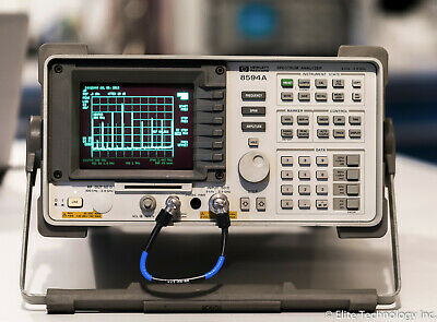 HP/Agilent 8594A 9kHz-2.9GHz Spectrum Analyzer